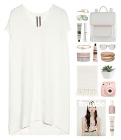 """""""Francesca"""" by tamy55 ❤ liked on Polyvore featuring Essie, Alpha-H, Surya, Pier 1 Imports, Maison Margiela, Korres, Aesop, Minor Obsessions, Lord & Berry and Nook"""