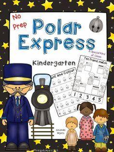 No Prep Polar Express