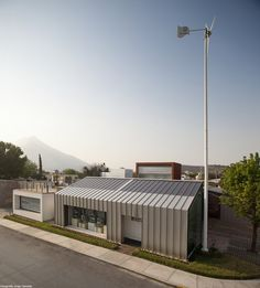 Bioconstruccion y Energia Alternativa, Monterrey, Mexico - designed by Garza Garcia, LEED Platinum, New Construction, 2011 | USGBC