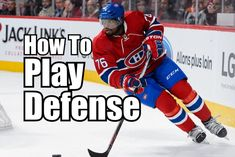 How To Play Defense - Roles and Responsibilities Hockey Workouts, Hockey Drills, Agility Workouts, Youth Hockey, Hockey Mom, Hockey Stuff, Dek Hockey, Hockey Training, Sports Training