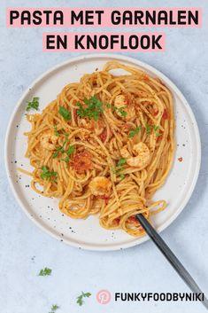 Prawn Shrimp, Healthy Crockpot Recipes, Gnocchi, Risotto, Food Porn, Food And Drink, Menu, Yummy Food, Dinner
