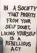 and I fucking love rebellion