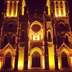 San Fernando cathedral.