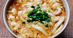 ★★★つくれぽ100件 話題入りレシピ★★★とろっと卵のスープが美味しい♪ すぐできる、簡単メニュー!