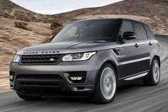 cahteknoz.com - 2015 Range Rover Sport RS new