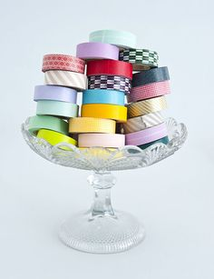 Washi tape sets from Papermash Washi Tape Uses, Washi Tape Storage, Mt Masking Tape, Washi Tape Crafts, Craft Storage, Washi Tapes, Craft Organization, Tapas, Cinta Washi