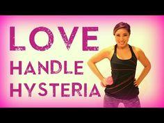 ▶ Love Handle Hysteria | POP Pilates - YouTube