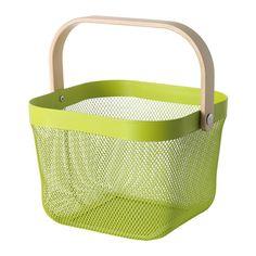 RISATORP Cesto verde - IKEA