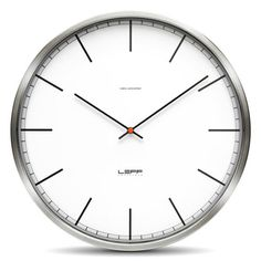 Clock Designs by Leff Amsterdam in technology home furnishings  Category