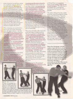 Secrets of Wing Chun Footwork - Ron Heimberger0005