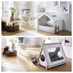 Know your grammar, betch. Pet Beds, Dog Bed, Diy Pour Chien, Cool Dog Houses, Dog Rooms, Cat Room, Pet Furniture, Pet Home, Diy Stuffed Animals