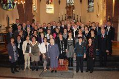 Het Dames- en Herenzangkoor van De Lutte zingt immer op 1e Paasdag een bijzondere mis.