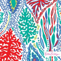 Lilly Pulitzer Let Minnow Print