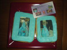 Un precioso regalo para el Día de la Madre! Galletas con foto comestible!