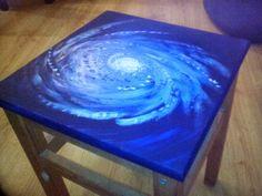 galaxy stool