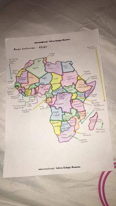 Map Geo, Study Corner, Study Pictures, Study Techniques, School Notebooks, Student Motivation, Study Hard, School Notes, Studyblr
