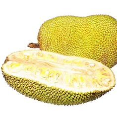 """Jackfruit  Jackfruit, which is indigenous to India, Bangladesh, Philippines, and Sri Lanka, has a juicy pulp around the seeds that taste a lot like pineapple, but it's not as sweet. You can get it in the form of sweet chips or packaged in cans. """"The jackfruit is a great source of dietary fiber, minerals, and vitamins A and C,"""" Aldrich says. """"It supplies plenty of energy, yet does not contain saturated fats or cholesterol, making it one healthy fruit."""""""