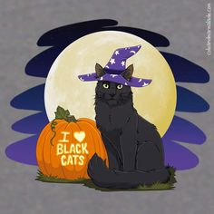 Spy Tools, Black Cat Art, Halloween Cat, Modern Art, Sculpture, Cats, Painting, Gatos, Painting Art