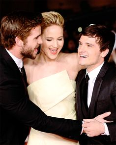Catching Fire premiere in Rome