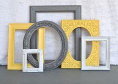 BestPinterest: painted frames