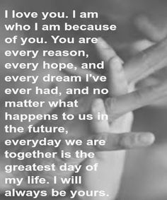 No Matter What Happens- Love Quotes