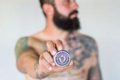 100% Organic Beard Balm – The B.I.G. Company Inc.