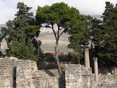 Ruínas de Salona-Croácia