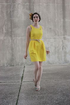 Yellow! by allthishappiness, via Flickr