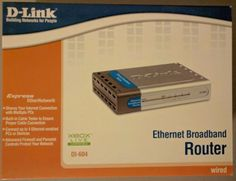 D-Link DI-604 4-Port 10/100 Wired Router - http://electronics.goshoppins.com/home-networking-connectivity/d-link-di-604-4-port-10100-wired-router/