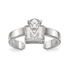 Shop The Best Selection Of Sterling Silver Marshall University The Thundering Herd Toe Ring Buying Pendants Is Easy Because Of Our Great Selection.
