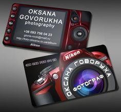 Photography business card by denart on creative market sonstiges resultado de imagen para photographer business card psd reheart Choice Image