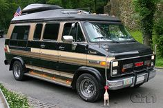 GMC Vandura by eplusm, via Flickr