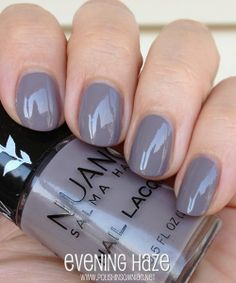 Nuance Salma Hayek Evening Haze-I AM SO IN LOVE WITH THIS COLOR!