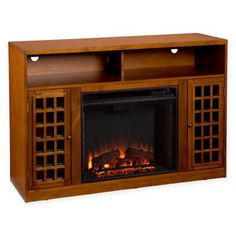 Dimplex Ramona Media Console Electric Fireplace Products