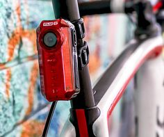 The Upscout: Fly6 Taillight Action Cam #Fly6 #Cycliq https://cycliq.com/press/the-upscout-fly6-taillight-action-cam