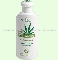 Natural Cleansing Water for Oily Face by CANNABIS-COSMETICS. $13.90. Smoothers and films the skin. Effectively cleans the skin ,renews the skin oil balance,reduces skin blemishes. Natural Cleansing Water for Oily Face. Made in Europe / Natural product. WE SELL HERE A FURTHER 56 PRODUCTS HEMP COSMETICS, JUST CLICK ON OUR LOGO CAN-COSMETICS/CANNADERM !!!. Natural Cleansing Water for Oily Face, pure hemp oil and chamomile for the treatment, cleaning and toning geasy skin. Effect...