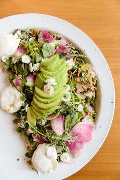 Earthy, feminine spring brunch ideas in Los Feliz