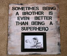 Brother gift ideas, brother print, brother definition, big brother ...