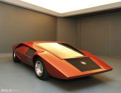 1970 Bertone Lancia Stratos