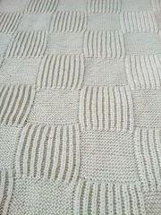Ravelry: Norfolk Cot Blanket or Blanket pattern by Patons UK