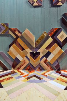 Earthquake 5.9 Collection by Patricia Urquiola for Budri at Salone del Mobile…