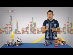 MAQUINAS SIMPLES Robots For Kids, Arduino, Legos, Teaching Resources, Youtube, Homeschool, Surfing, Coding, Technology