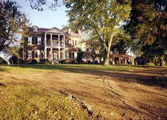 8. Isaac Franklin Plantation - Fairvue