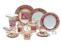 Picture of 'Sweet Memory' Tea Set, Porcelain Dinnerware, China Porcelain, How To Make Tea, Dinner Sets, Sweet Memories, T 4, Drinking Tea, Tea Set, Cup And Saucer