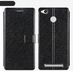 Luxury Flip Leather Case for Xiaomi Redmi 3 3S 3X Note 3 4 2 4A Mi4 Mi5 Mi5s plus pro prime Wallet Stand Leather Case back Cover