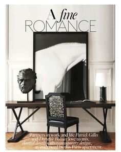 Paris home | Gilles et Boissier