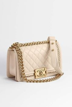 9a8fa63a245a 12 Best Beige Chanel images in 2019 | Chanel bags, Chanel handbags ...