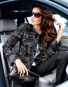 Perfect blazer.