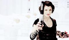 Alice from Resident Evil 💜