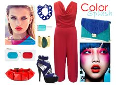 Jill Alexander Designs Color Splash Style Board